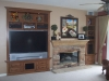 thumbs 19 Unique Entertainment Centers, Builtins and Fireplace Mantels